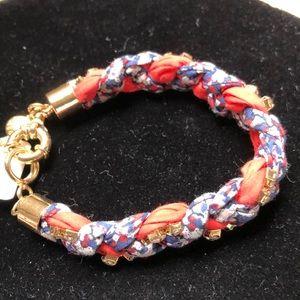 J. Crew Liberty bracelet